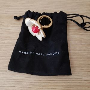 Marc Jacobs 'rosa rugosa' ring